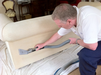 Upholstery Cleaning Herts